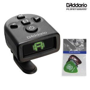 Planet Waves JF PW CT 12 Kit01 NS Mini Headstock Tuner   360 degree Back Lit Display Hides Behind the Headstock Visible in the Darkest Environments   Designed in Conjunction with Ned Steinberger: Musical Instruments