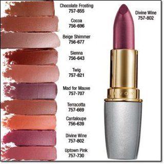 Avon Plumping Beyond Color Lipcolor Lipstick SPF 15 Cantaloupe Beyond Color  Beauty