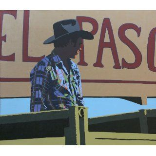 Art: El Paso : Oil : Bill Schenck