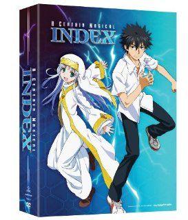 A Certain Magical Index: Season 1, Part One: Atsushi Abe, Austin Tindle, Yuka Iguchi, Rina Satou, Kimiko Koyama, Jamie Marchi, Hiroshi Nishikori: Movies & TV