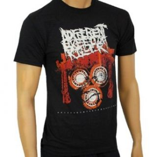 A DIFFERENT BREED OF KILLER   Gears   Black T shirt   size YouthLarge: Novelty T Shirts: Clothing