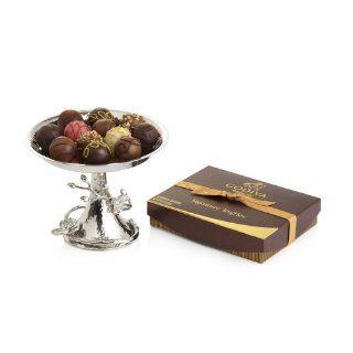 GODIVA Chocolatier Signature Chocolate Truffle Gift Box & Michael Aram White Orchid Candy Dish  Grocery & Gourmet Food
