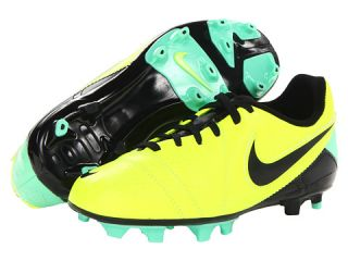 Nike Kids Jr Ctr360 Libretto Iii Fg Little Kid Big Kid Volt Green Glow Black
