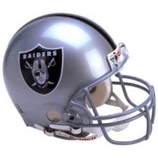 Riddell Oakland Raiders Full Size Replica Helmet