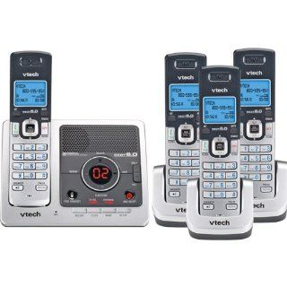 DECT6.0 4HS w/ITAD SILVER: Electronics