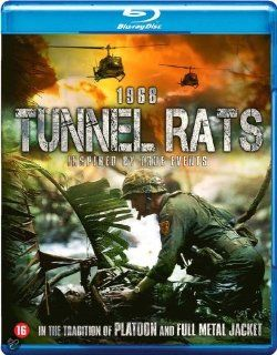 1968 Tunnel Rats [Blu ray]: Toufeeq Adonis, Wilson Bethel, Adrian Collins, Scott Cooper, Mitch Eakins, Erik Eidem, Brandon Fobbs, Shih Jou An, Jane Le, Devan 'Yankee' Liang, Uwe Boll, CategoryCentralEurope, CategoryCultFilms, CategoryUSA, film movi