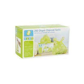 250 Diaper Disposal Sacks: Health & Personal Care