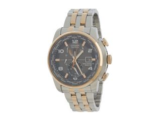 Citizen Watches AT9016 56H World Time A T Eco Drive 26 Time Zones Watch