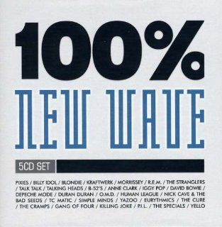 100 Percent New Wave: Music