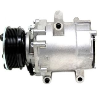 1989 1991 Chevrolet V3500 A/C Compressor   AC Delco, Direct fit, New, OE Replacement