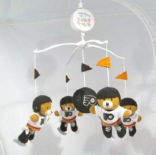 Philadelphia FLYERS NHL Infant BABY MOBILE Shower Gift Etc : Sports Related Merchandise : Sports & Outdoors