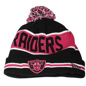 New Era NFL Breast Cancer Awareness Knit   Mens   Football   Accessories   Arizona Cardinals   Black/Pink