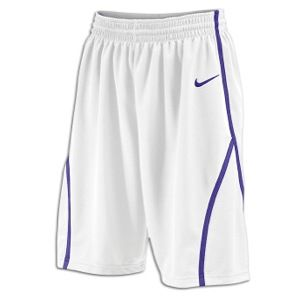 Nike Team Front Court Shorts   Girls Grade School   Basketball   Clothing   White/Purple