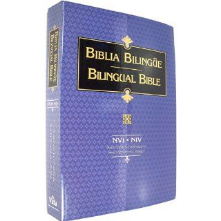 NVI NIV Bible Biblia Bilingue (Spanish and English Edition): Zondervan: 9780829732191: Books