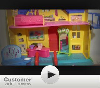 Just Play Doc McStuffins Clinic Playhouse: Toys & Games