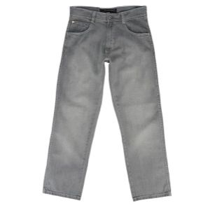 Southpole Relaxed Crosshatch Denim Jeans   Mens   Casual   Clothing   Grey Sand