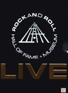 Rock and Roll Hall of Fame Live (Four Disc Collector's Edition featuring Concert DVD): Mick Jagger, George Harrison, Ringo Starr, Bob Dylan, Bruce Springsteen, John Fogerty, Billy Joel, Bono U2, Tina Turner, Tom Petty, Paul McCartney, Pete Townshend, K