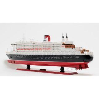 Old Modern Handicraft Queen Mary II Boat   Model Boats & Accessories