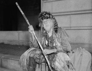 1937 photo Daniel Boone come to life. Washington, D.C., July 31. George S. St c4
