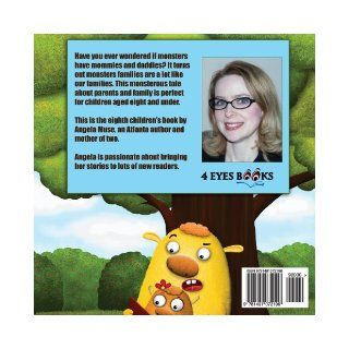 Monsters Have Mommies: Angela Muse, Ewa Podles: 9781491072196: Books