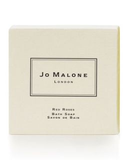 Red Roses Bath Soap, 100g   Jo Malone London   Red (100g )