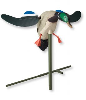 Baby Mojo Duck Decoy, Drake