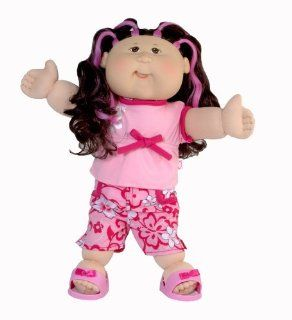 Cabbage Patch Kids Feature Doll Magic Touch   Asian Girl Black Hair Toys & Games