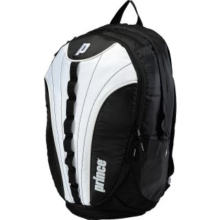 PRINCE Victory Tennis Backpack, Black/white