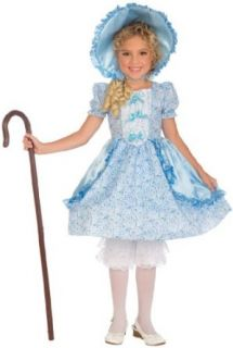 Girls Lil' Bo Peep Costume: Toys & Games