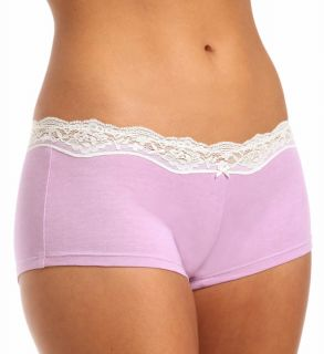 DKNY 545114 Classic Beauty Cotton Boyshort Panty