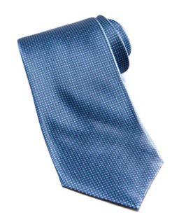 Mens Micro Neat Silk Tie, Mint   Stefano Ricci   Pink