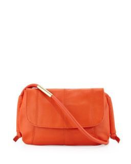 Southside Leather Hobo Bag, Hyacinth   Foley + Corinna