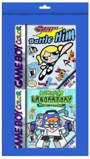 Powerpuff Girls:Battle Him/Dexter's Laboratory 2 Pak: Video Games