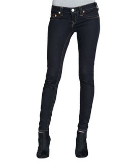 Womens Casey Body Rinse Low Rise Super Skinny   True Religion   Body rinse (26)