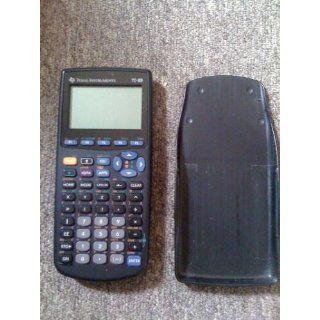 Texas Instruments TI 89 Advanced Graphing Calculator  Electronics