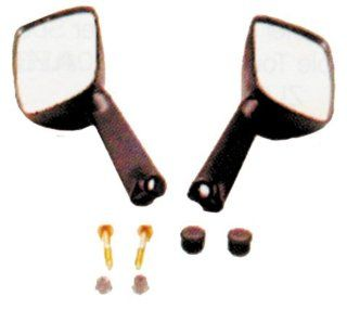 SKI DOO REV DELUXE STYLE MIRRORS, Manufacturer: NACHMAN, Manufacturer Part Number: SM 12268 AD, Stock Photo   Actual parts may vary.: Automotive