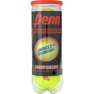 PENN Championship Regular Duty Felt Tennis Balls 12 Can Pack   Size: 12 pack