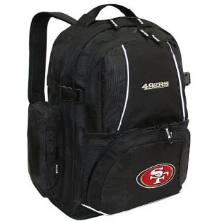 Concept One San Francisco 49ers Trooper Durable Water Resistant 600D Nylon Team