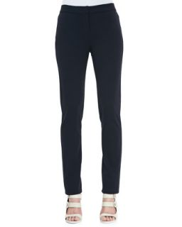 Womens Classic Leggings, Navy   Derek Lam   Navy (42)