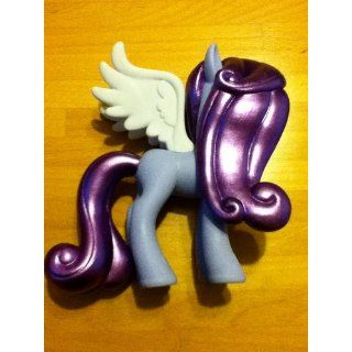 My Little Pony Design A Pony Princess Luna Figure: Toys & Games