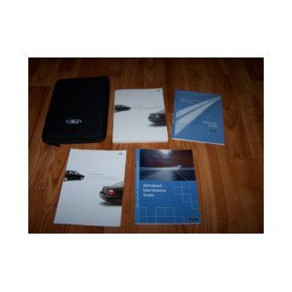 2005 Ford 500 Five Hundred Owners Manual ford Books