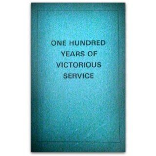 One Hundred Years of Victorious Service: A History of The Woman's Missionary Society of the African Methodist Episcopal Church: Verdelle Jennings Johnston: Books