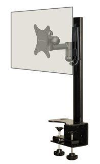"Atlas Desktop Mount With a Full Motion Single Arm Mount Fits 10  30"" Monitors/TVs: Computers & Accessories"