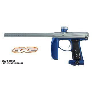 Empire Axe SE Blue/Silver Marker  Paintball Barrels  Sports & Outdoors