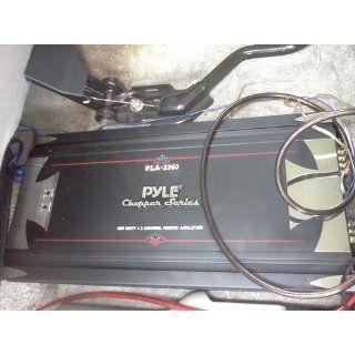 Pyle PLA2260 2 Channel 4000 Watt High Power Mosfet Amplifier  Vehicle Amplifiers