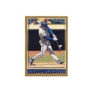 1998 Topps #447 Shannon Stewart at 's Sports Collectibles Store
