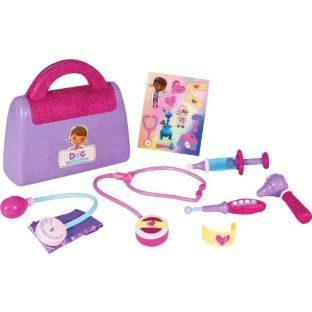 Doc McStuffins Doctors Bag Set: Toys & Games