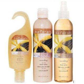 Avon Naturals Vanilla Bath & Body Collection  Body Butters  Beauty