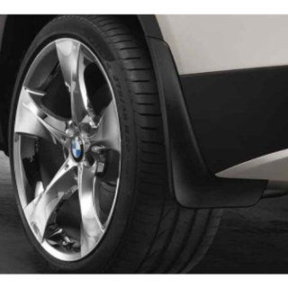 BMW X3 F25 Genuine Factory OEM 82162156540 Rear Mud Flaps Year 2011 and later Automotive