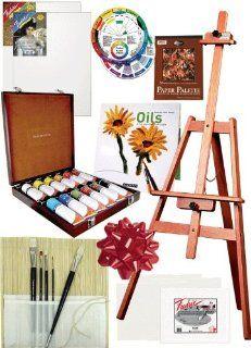 Rex Art Oil Painting Gift Set